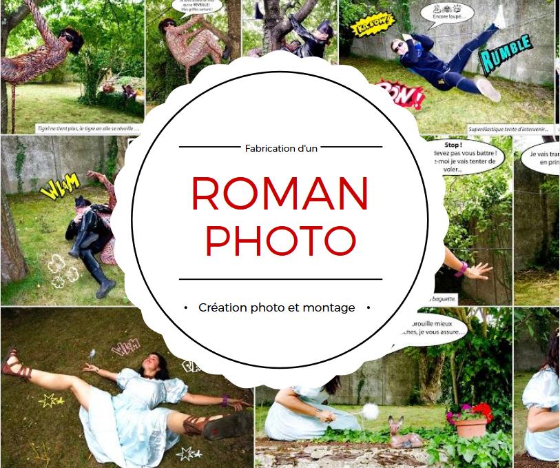 Réalisation de roman photos à Rennes
