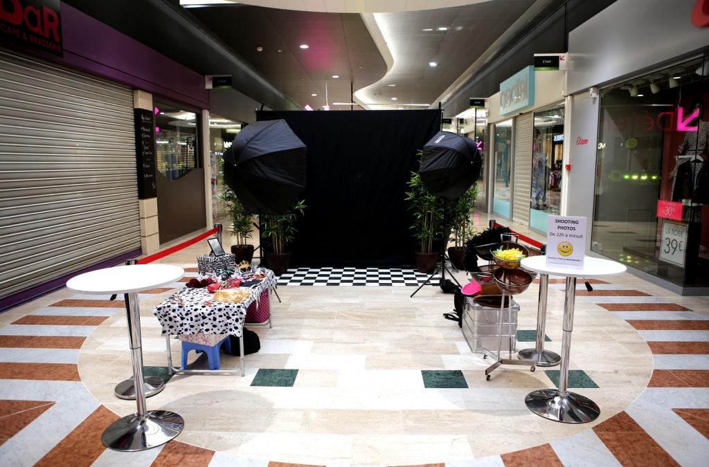 Photobooth, studio photo mobile et photocall evenementiel à Rennes