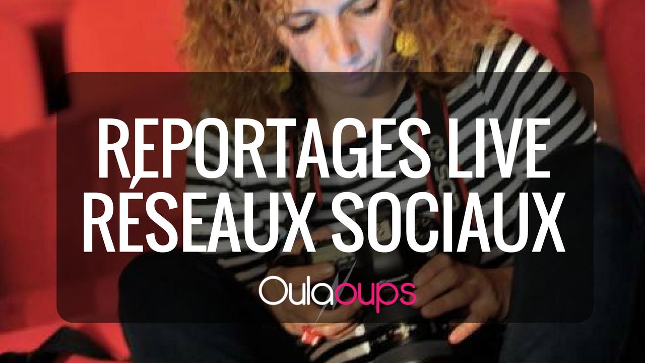 reportage live reseaux sociaux rennes