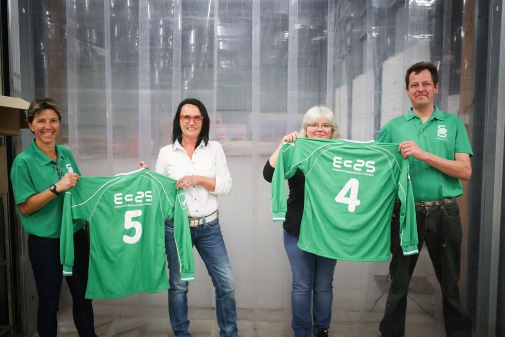 Reportage photo corporate Rennes pour EC2S