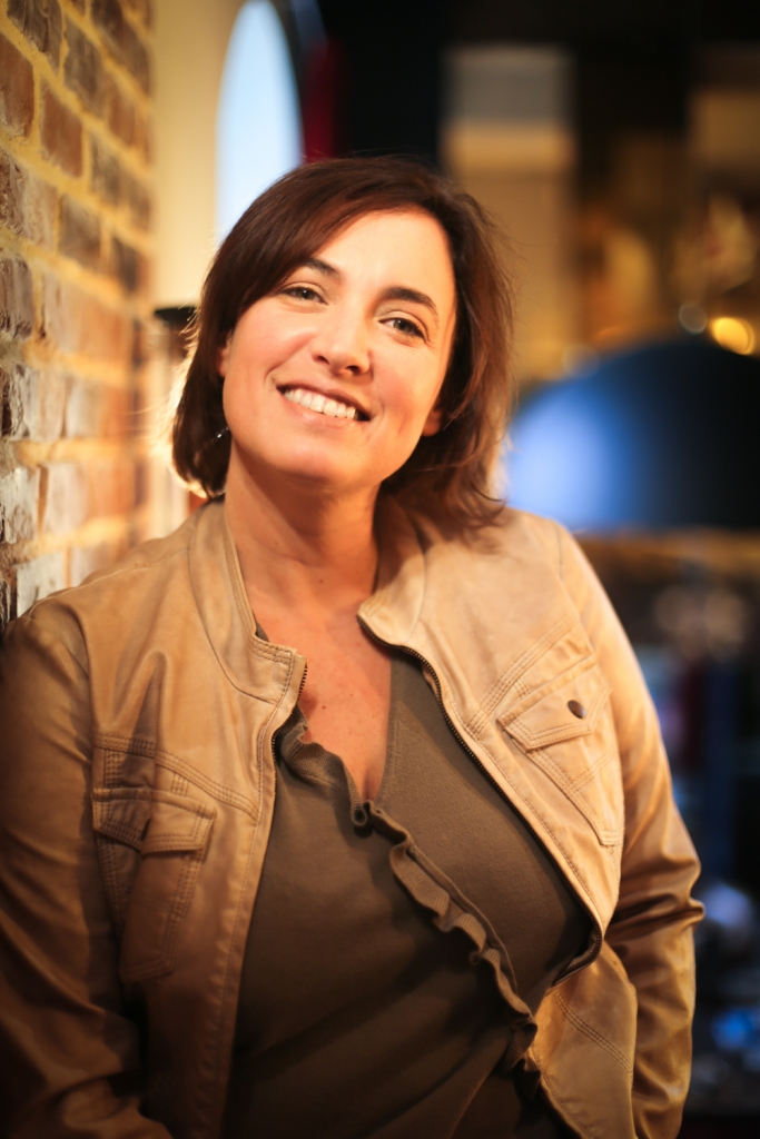 Portrait photo de dirigeant Rennes Solenne TIlly