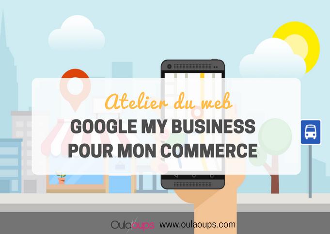 Formation google my business à rennes pour les commerçants