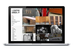 MacBook-Pro site web comptoir chineur