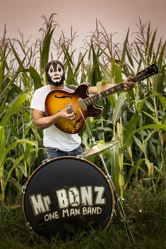Photos de musiciens : Mr Bonz