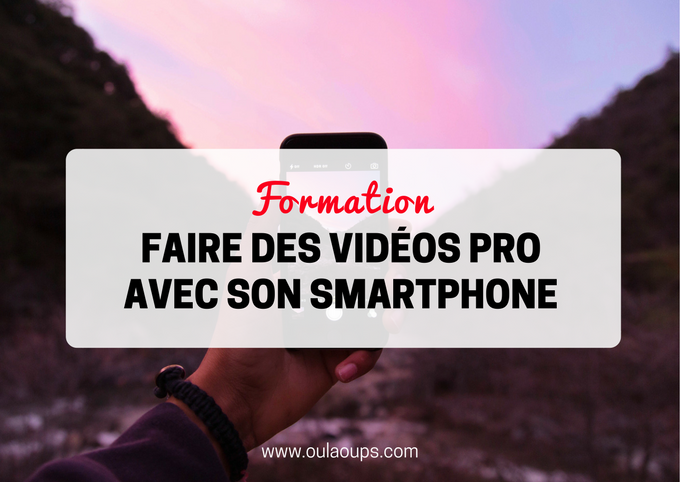 Formation vidéo smartphone android rennes