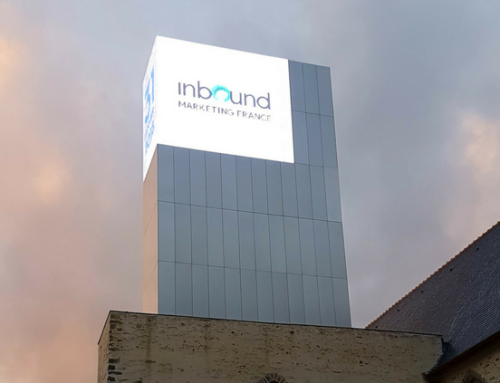 1ere édition de la messe de L'inbound Marketing à Rennes
