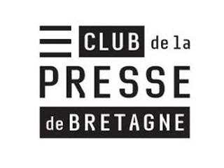 logo Club de la presse de Bretagne
