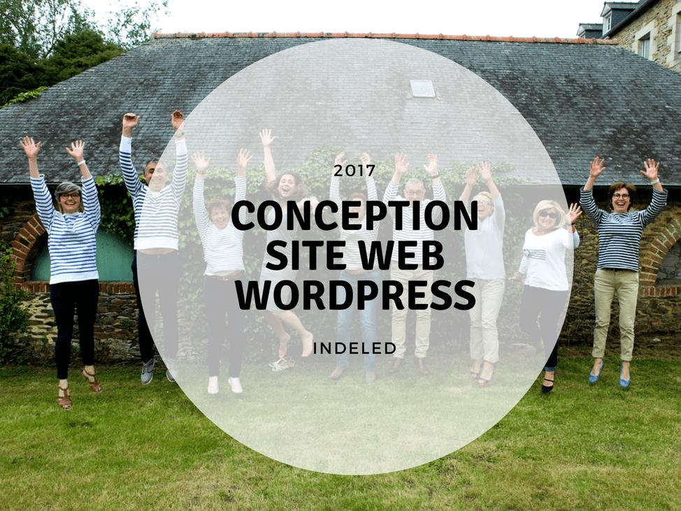 conception site web wordpress pour elorys