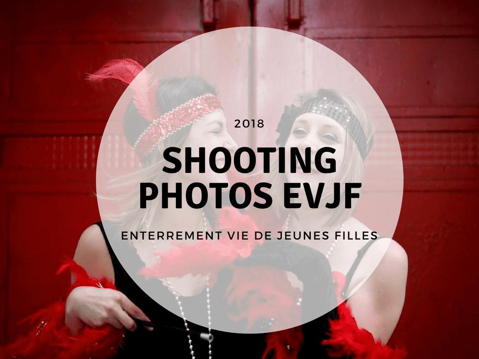 Shooting photo EVJF enterrement de vie de jeunes filles à Rennes