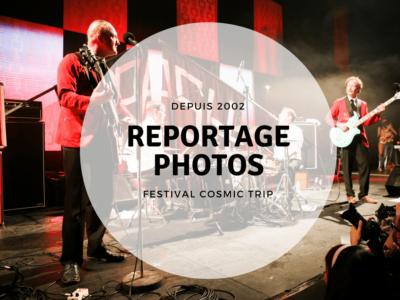 Reportage photos festival et concert