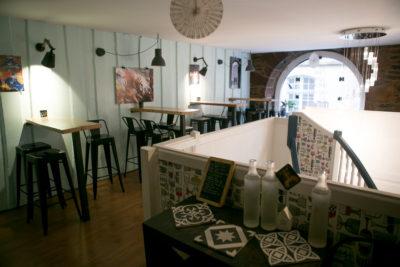 Shooting photo pour commerçants à Rennes pour La Clara