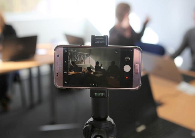 formation videosmartphone à Rennes