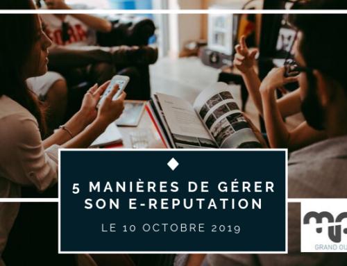 Conférence sur l'e-reputation le 10 octobre à Rennes