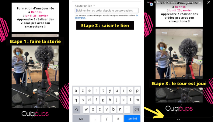 nouveaute-stories-cliquable-linkedin