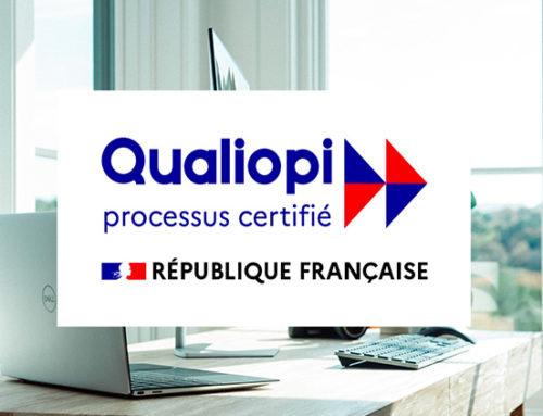 Oulaoups est désormais certifié Qualiopi dans la catégorie actions de formation!